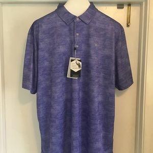Callaway Golf Liberty Opti-Dri Polo Shirt